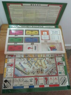 £14.99 • Buy Chelmsford YMCA Project Board Game Chelmsford Challenge Sealed Like Monopoly