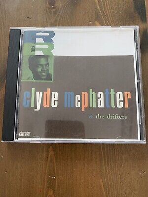 £15 • Buy Clyde Mcphatter & The Drifters - Rock & Roll CD