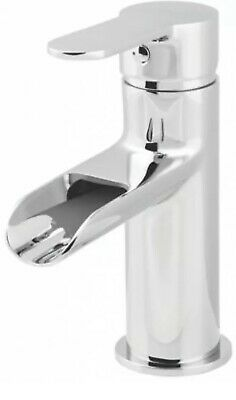 £52.95 • Buy Colina 1 Lever Waterfall Basin Mixer Tap-GoodHome ( Cooke & Lewis)- Brand New