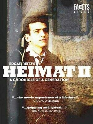 £35.49 • Buy Heimat II: Chronicle Of A Generation (DVD, 2006, 7-Disc Set) ACCEPTABLE
