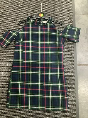 £3 • Buy Hearts And Bows Dress Size 8