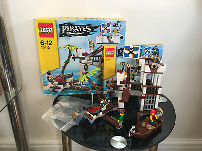 £69.99 • Buy LEGO Pirates 70412 - Soldiers Fort - 100% Complete With Box & Instructions