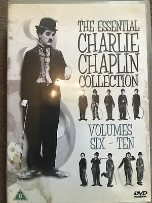 £0.99 • Buy The Essential Charlie Chaplin Collection (DVD, 2005, Volumes 6-10