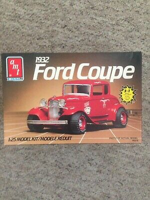 £15 • Buy 1932 Ford Coupe Model Car Kit