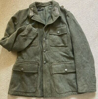 $262.30 • Buy WW2 German Army M43 Jacket Tunic Used In Band Of Brothers Paratrooper Airborne