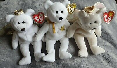 £2.50 • Buy Ty Beanie Babies Halo, Halo || & Holy Father