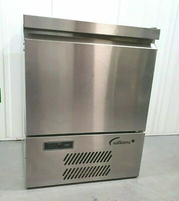 £275 • Buy Williams Under Counter Stainless Steel Fridge Chiller H5UC Commercial Catering