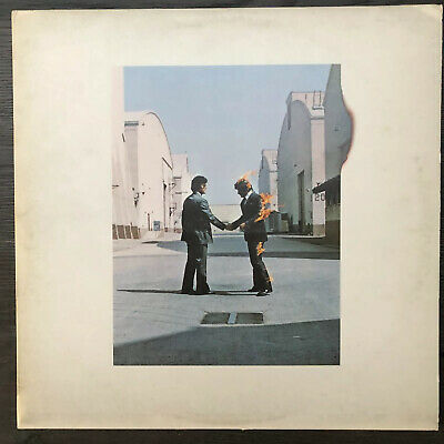 £16.60 • Buy Pink Floyd WISH YOU WERE HERE 1975 SHVL 814 A1/B3 FIRST ISSUE OF THIS LP