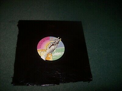 £16 • Buy Pink Floyd - Wish You Were Here LP UK 2nd Issue From 1976 On Harvest SHVL 814