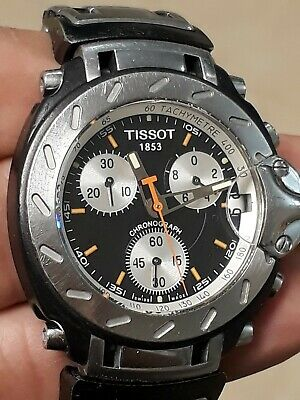 £171.39 • Buy Tissot T Race T11417a - Beautiful And Impressive Chronograph Watch .
