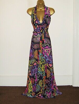 £8.50 • Buy Phase Eight Beautiful Bright Summer Evening Party Holiday Maxi Dress Size 12
