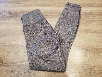 $ CDN31.67 • Buy NWOT Lululemon Gray Tights Size 4.  Gorgeous Design And Color.