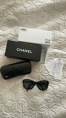 £141.60 • Buy Chanel Sunglasses With Box And Case