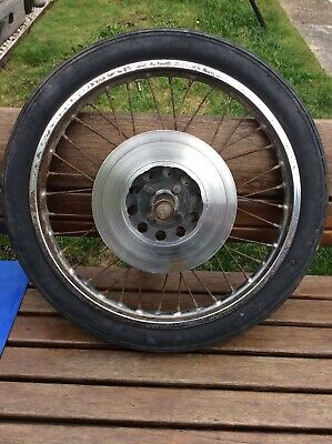 £15 • Buy Motorcycle Spoked Wheel.Tyre Has Perished.Pick Up From DA10.