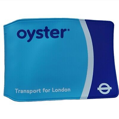 £3.99 • Buy London Underground Oyster Card Travel Card Train Ticket Bus Pass Holder Cover