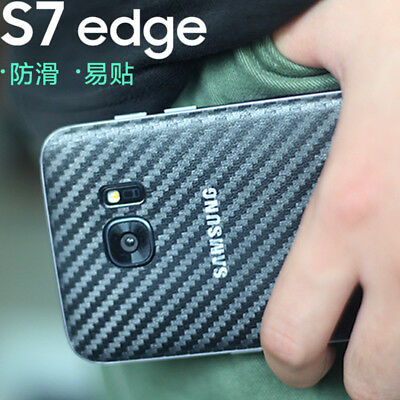 $ CDN2.42 • Buy 3Pcs Back Screen Protector Film For Samsung Galaxy S7 S8 S9 S10 Plus S10e Note 9