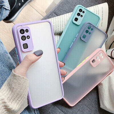 $ CDN3.70 • Buy Shockproof Matte Hard Case Cover For Samsung Galaxy S21 Ultra S20 FE A32 A52 A72