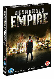 £3.49 • Buy Boardwalk Empire - Series 1 - Complete (DVD Disc Boxed Set)