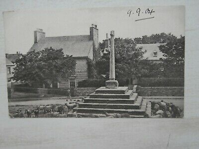 £3.50 • Buy St. David's Pembrokeshire, West Wales - Old Cross - 1904 Local Postcard ( 82 )