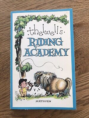 £5 • Buy Thelwell's Riding Academy Book, Paperback 1969 Methuen. Like New