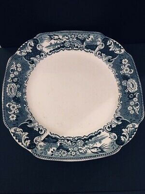 $10.91 • Buy Vintage Maastricht Plate Made In Holland Victoria Pattern Transferware