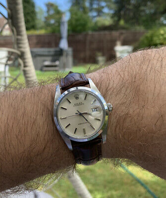 £2150 • Buy Rolex Oyster Date Precision 6694 Mens Vintage Watch