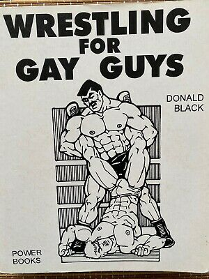 £0.99 • Buy Wrestling For Gay Guys. Instruction And Training Guide With Some Illustrations.