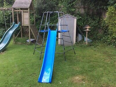 £30 • Buy Childs Climbing Frame And Slide