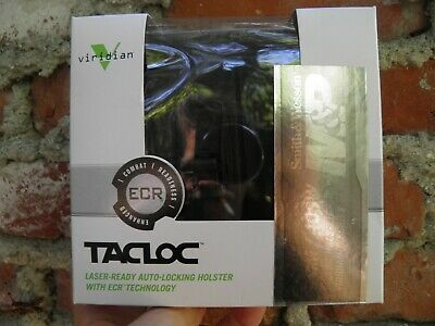 $4.99 • Buy Viridian Tacloc C Series 9mm/40sw Smith & Wesson M&p Holster - New In The Box
