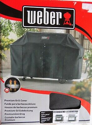 $ CDN128.90 • Buy  Weber 7136 Premium Barbecue Cover For Genesis II And LX 600 Series