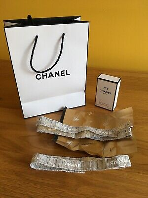£0.99 • Buy Chanel No 5 Gift Bag And Packaging