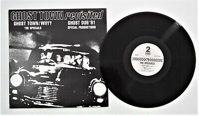 £88 • Buy The Specials Ghost Town Revisited Dub 12  Vinyl 2 Two Tone 1991 EX