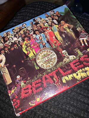 £3 • Buy The Beatles - Sgt. Pepper's Lonely Hearts Club Band (1987) Early Version
