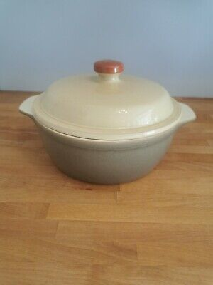 £30 • Buy Denby Fire Casserole Dish With Lid New