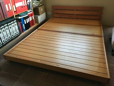 £50 • Buy Double Futon/sofa Bed With Mattress By Futon Company, Very Good Condition