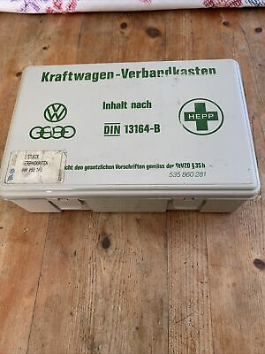 £10 • Buy First Aid Kit For Car VW Audi