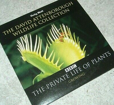 £2.50 • Buy The David Attenborough Wildlife Collection.   The Private Life Of Plants   DVD.