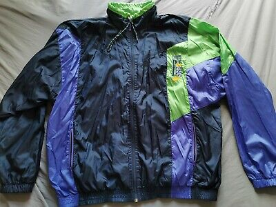 £17.99 • Buy Vintage Nike Track Jacket Xxl Sport And Fitness Retro Festival Top 90s 80s