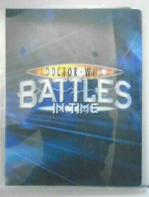 £49.99 • Buy Dr Doctor Who Battles In Time Complete Exterminator  Set Plus Psychic Paper.