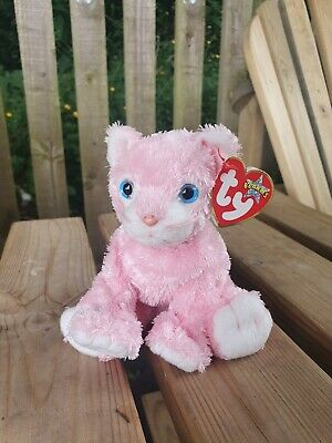 £1.20 • Buy TY Beanie Baby CARNATION THE CAT