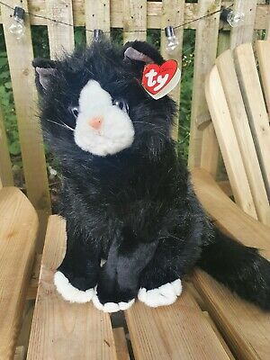 £2.50 • Buy TY Beanie Baby SHADOW THE CAT