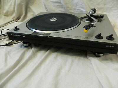 £65 • Buy HMV 8000 Branded BSR-ADC Quantra700 Direct Drive Record Deck