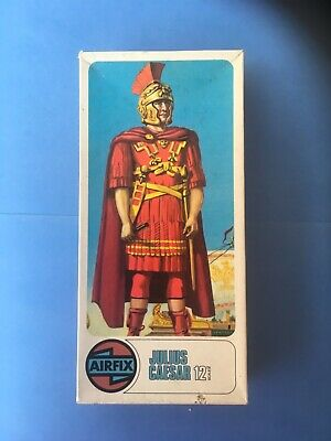 £50 • Buy Julius Caesar Airfix 1/12th Scale. Complete. Boxed. New.