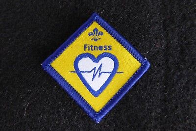 £1 • Buy Discontinued Beaver Scout - Fitness Challenge Badge (JJA)