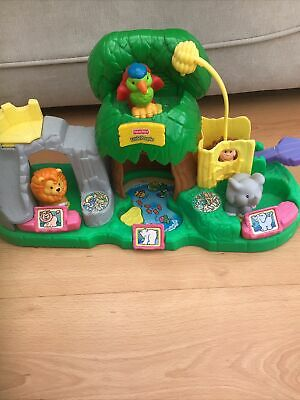 £3.50 • Buy Fisher Price Little People Zoo/jungle
