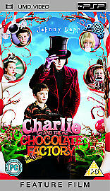 £5 • Buy Charlie And The Chocolate Factory (UMD, 2006)