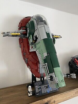 £275 • Buy Lego Star Wars UCS Slave 1 75060 - 100% Complete - RETIRED & Boxed With Spares