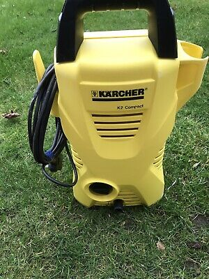£24.99 • Buy K2 Compact Pressure Washer Machine No Accessories For Repair/Spares In VGC