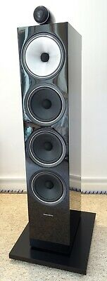 £550 • Buy Bowers And Wilkins 702 S2 3 Way Speakers In Piano Black B&W Continuum 300W