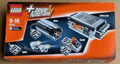 £32.86 • Buy LEGO Technic Power Functions Motor Set (8293) Pre-owned.